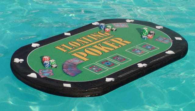 37 ingenious pool floats for adults for Swimming pool poker