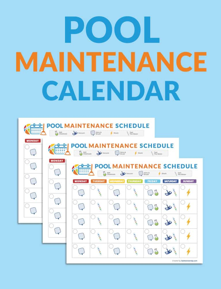 Swimming Pool Maintenance Checklist : What chemicals do i need to add in my intex pool